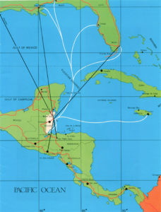 caribeanmap